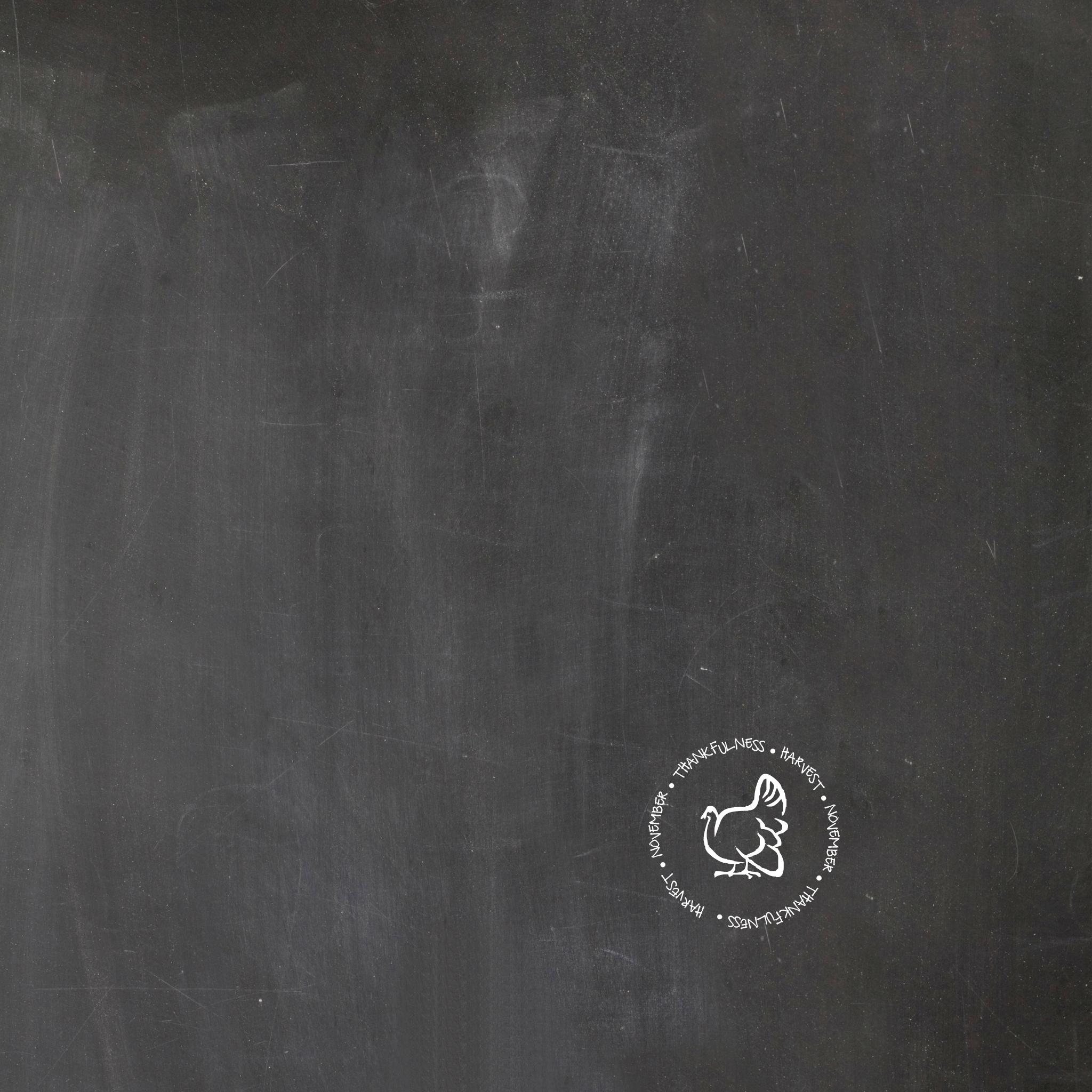 background chalkboard