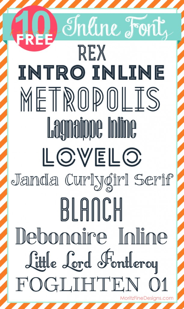 inlinefonts