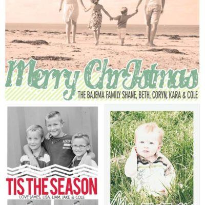 Photo Christmas Cards | 2013