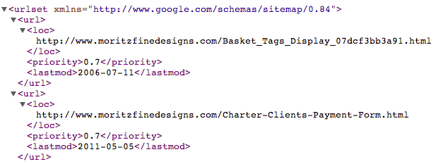 how to submit your sitemap to google