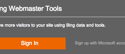 How to Submit A Sitemap to Bing Webmaster Tools