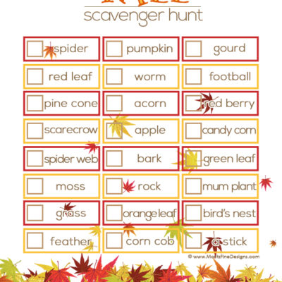 fall activities for kids | fall activities | free printable | fun with the kids | fall