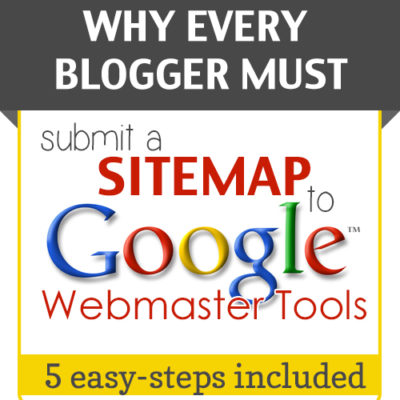 5 easy steps to submit a sitemap to Google Webmaster Tools