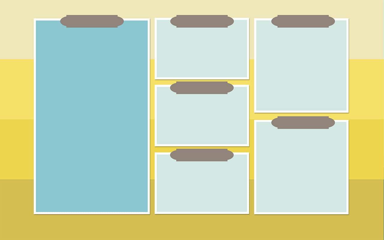 Desktop Organization Backgrounds Free Download