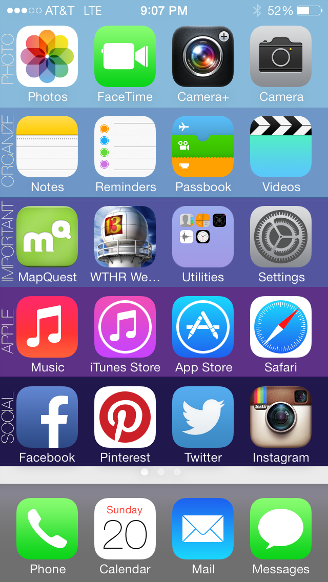 Organize your iphone in 5 mintues free download for Apps ideas for iphone