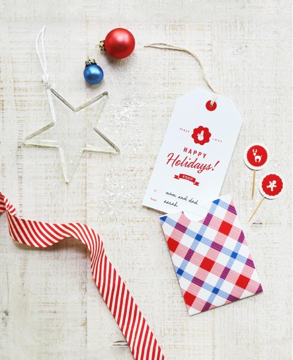 freebies_ gift tag and pocket