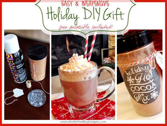 Easy & Inexpensive Holiday Gift