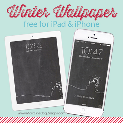 Winter iPhone & iPad Wallpaper