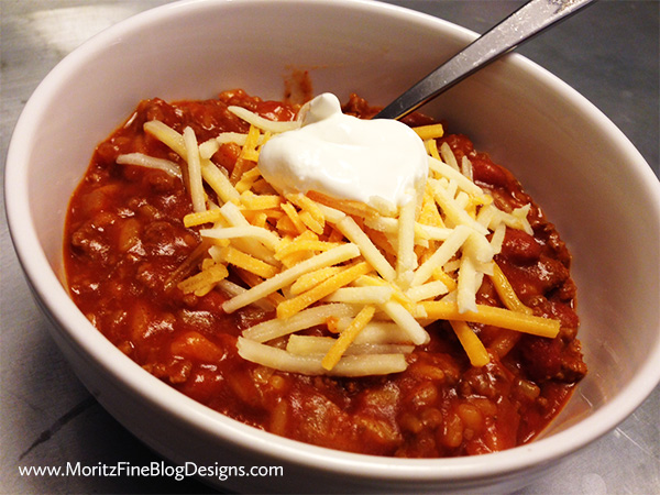 Not Your Ordinary Chili, tired of the same old, same old chili?!  Try this yummy chili recipe for something new and different!