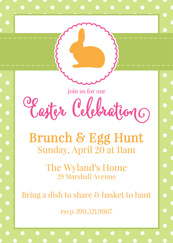 Clean image intended for easter stationery printable