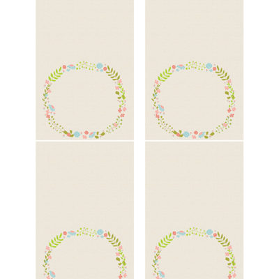 Easter Table Place Card