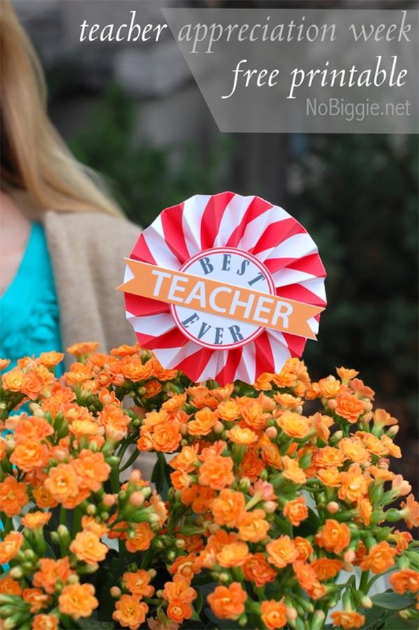 5-minute teacher appreciation gift ideas