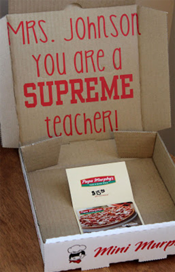 Quick teacher appreciation gift ideas free printables for Gift card ideas for guys