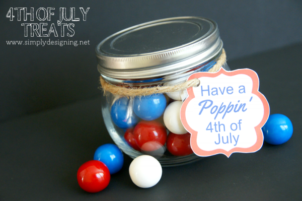 Five-Minute 4th of July Treats