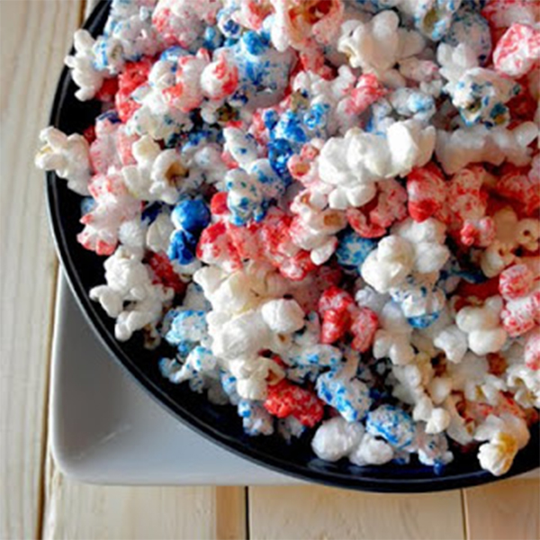 kettle corn 4th of July