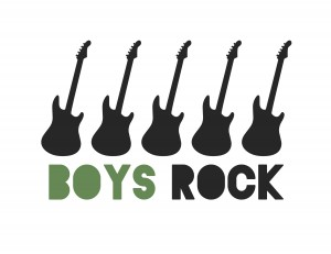 Boys Rock free printable