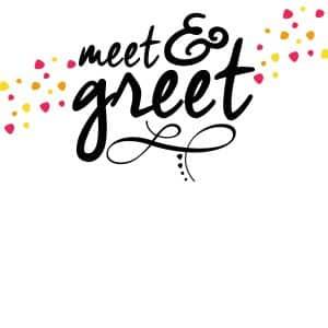 Meet & Greet Free Printable Invitation