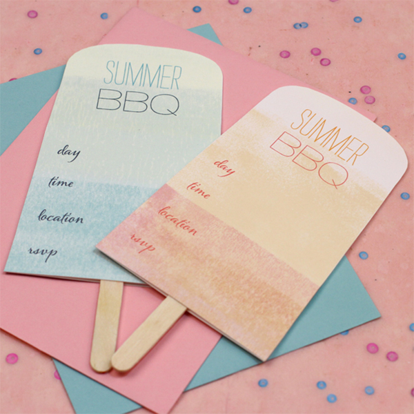 {Free} Summer Party Invitations | Friday Favorite 5
