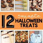 Easy Halloween Party Food | 5-minute Halloween Treats | School Halloween Party Ideas | Halloween treats for kids & adults