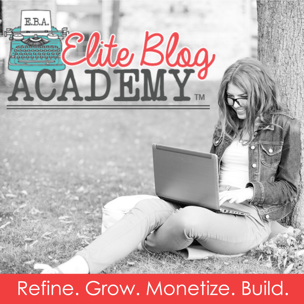 Elite Blog Academy, A Blogger Must-Take Course