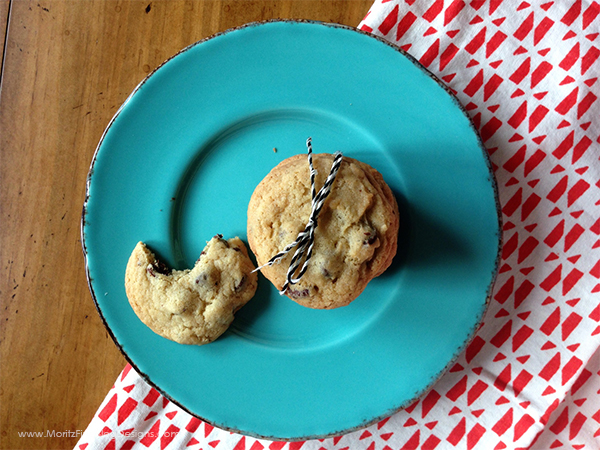 These are my absolute favorite chocolate chip cookies. People ask me all the time for this recipe!