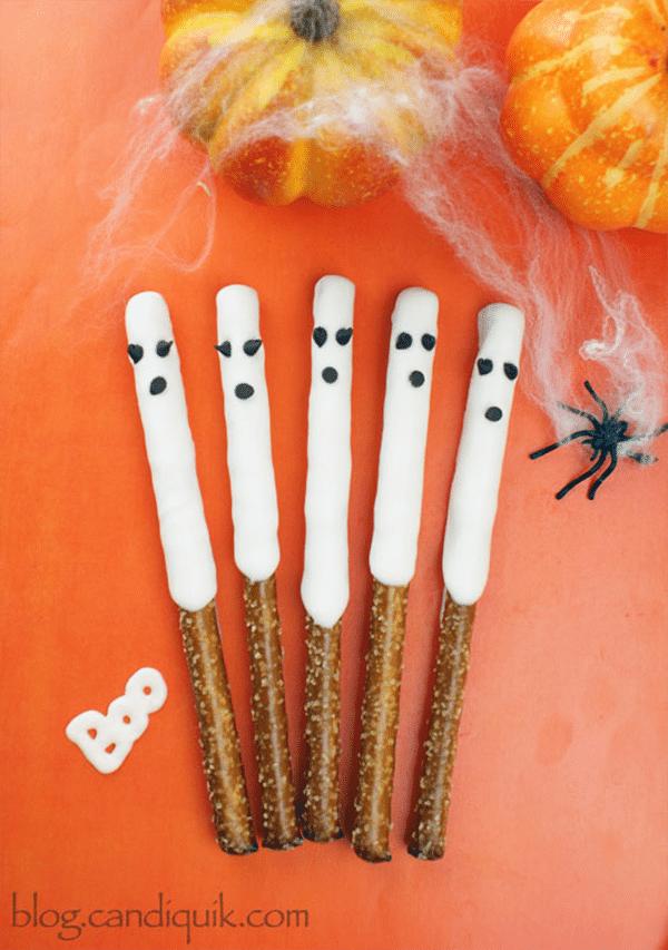 5-Minute Halloween Treats