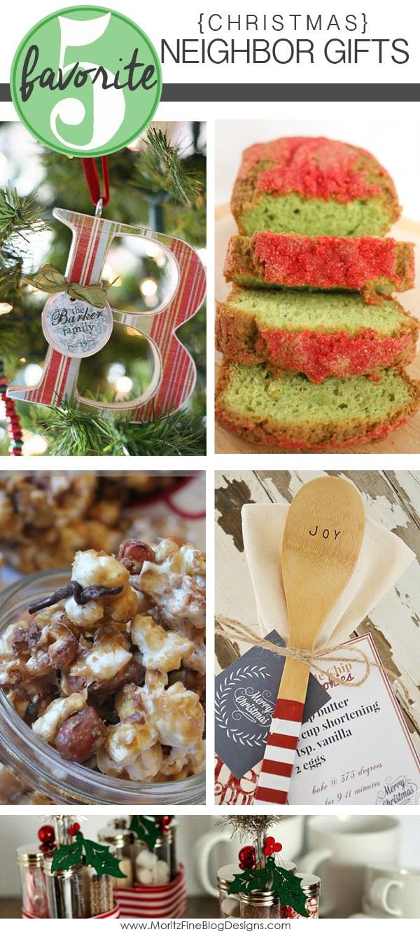 Holiday neighbor gifts friday favorite 5 moritz fine for Christmas gifts for neighbors homemade