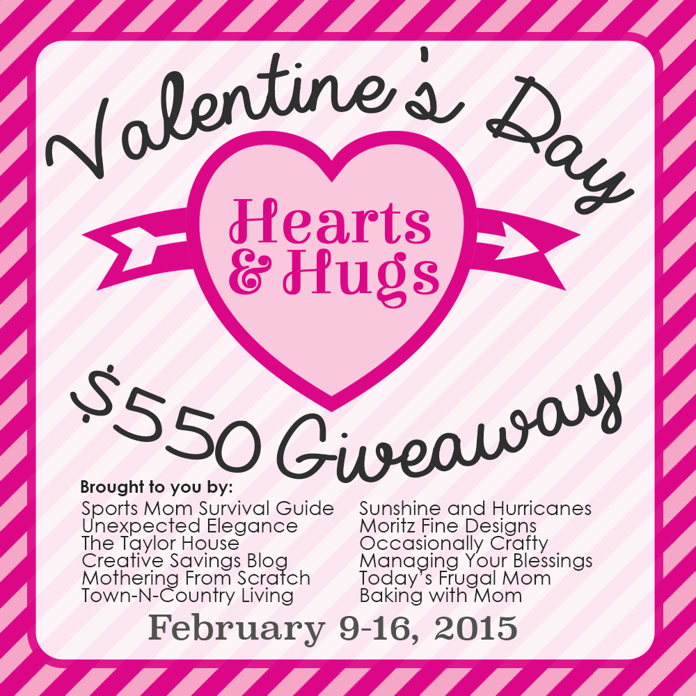 $550 Valentine's Day Giveaway!