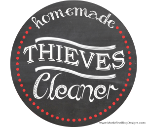 ThievesCleanerLabel