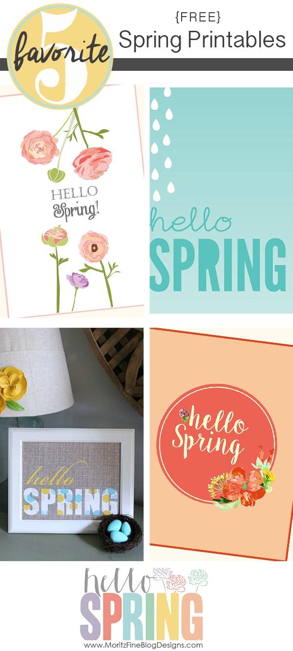 Free Printable Kitchen Signs - Moritz Fine Designs