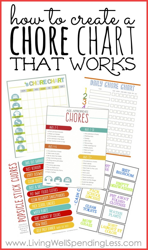 Keep your kids organized and busy this summer with these helpful Best Summer Printables for Kids.