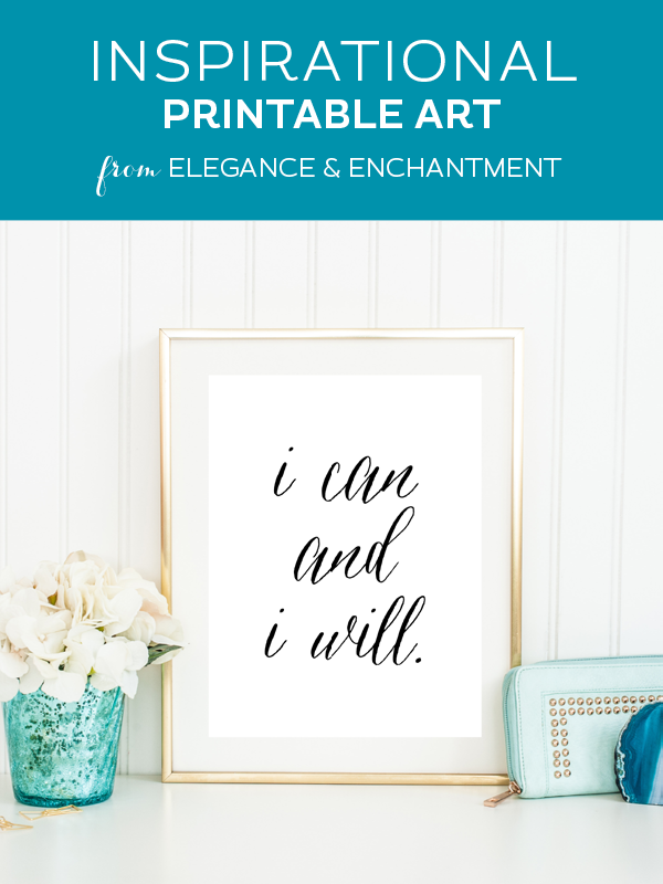 It is a graphic of Nerdy Free Inspirational Printables