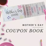 Mother's day coupon book | Mother's day gift ideas | Mother's day printables | gifts for mom | free printable