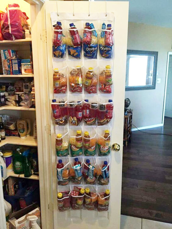Must Have Kid Friendly Snack Organizers