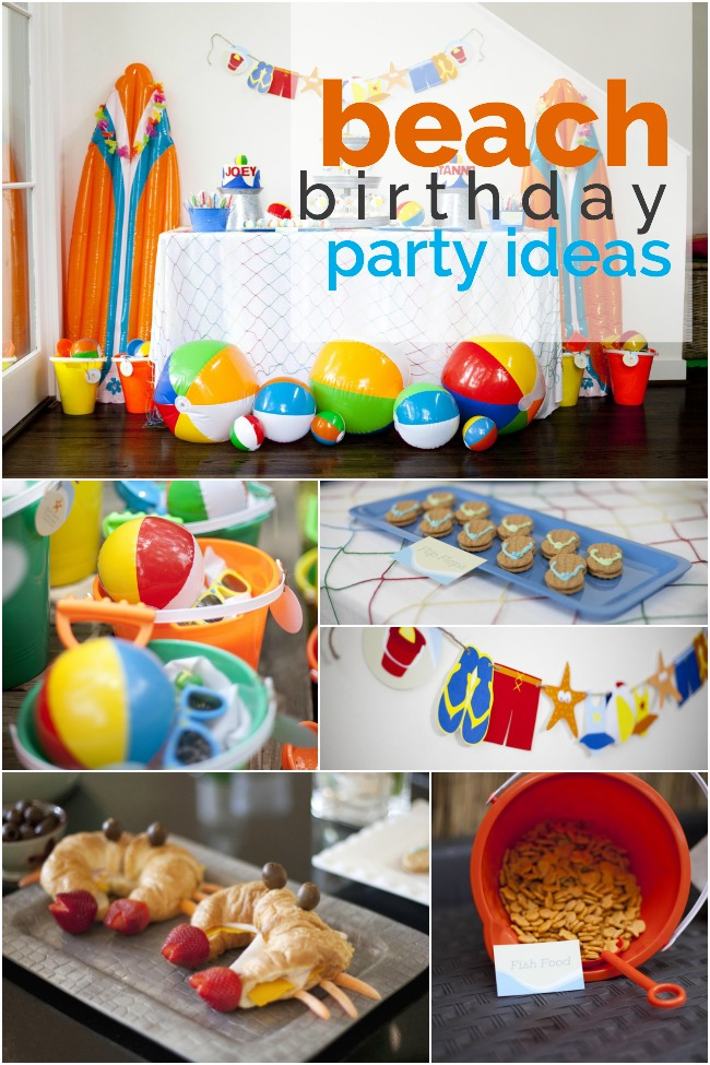 Skip the pool party this summer and use one of these 10 Summer Birthday Party Ideas instead! So many great ideas it will be hard to pick just one!