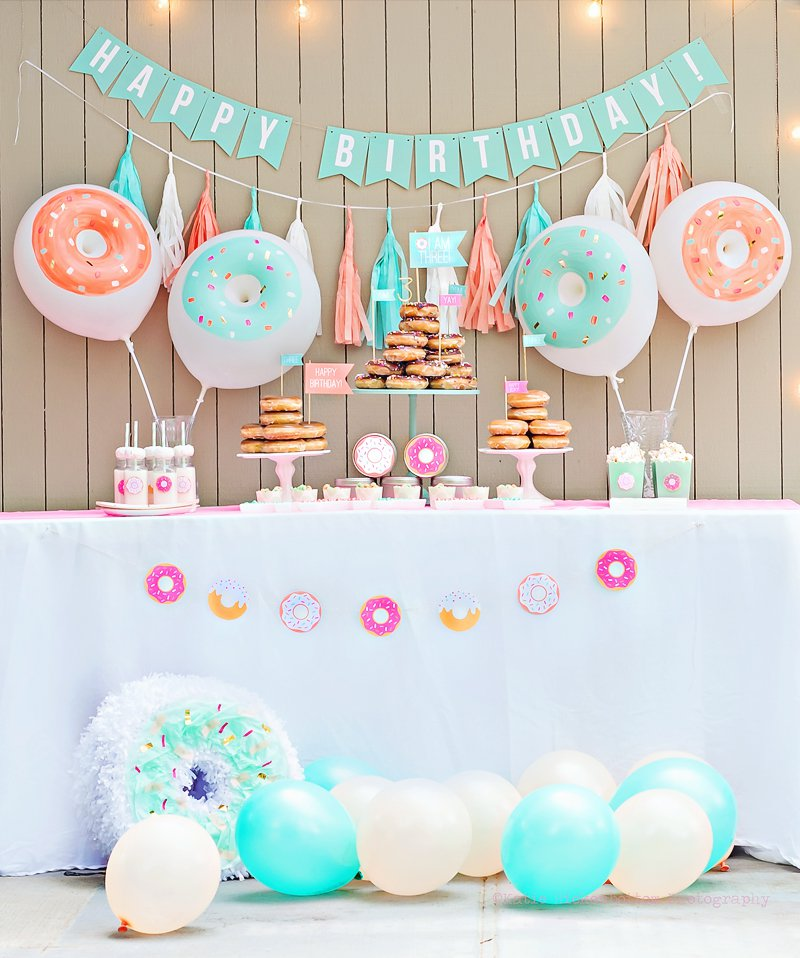 10 Summertime Birthday Party Ideas For Kids