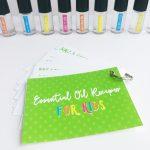 essential oils | oils for kids | essential oils for the home | free printable | essentials oils book