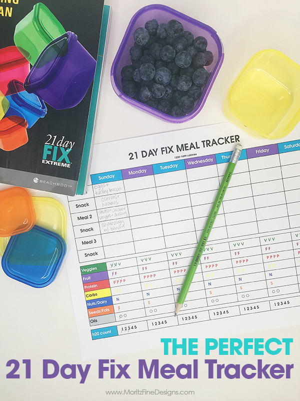 image about Meal Tracker Printable named 21 Working day Mend Dinner Tracker Absolutely free Printable Bundled