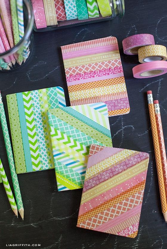 10 creative  u0026 easy ways to decorate school notebooks