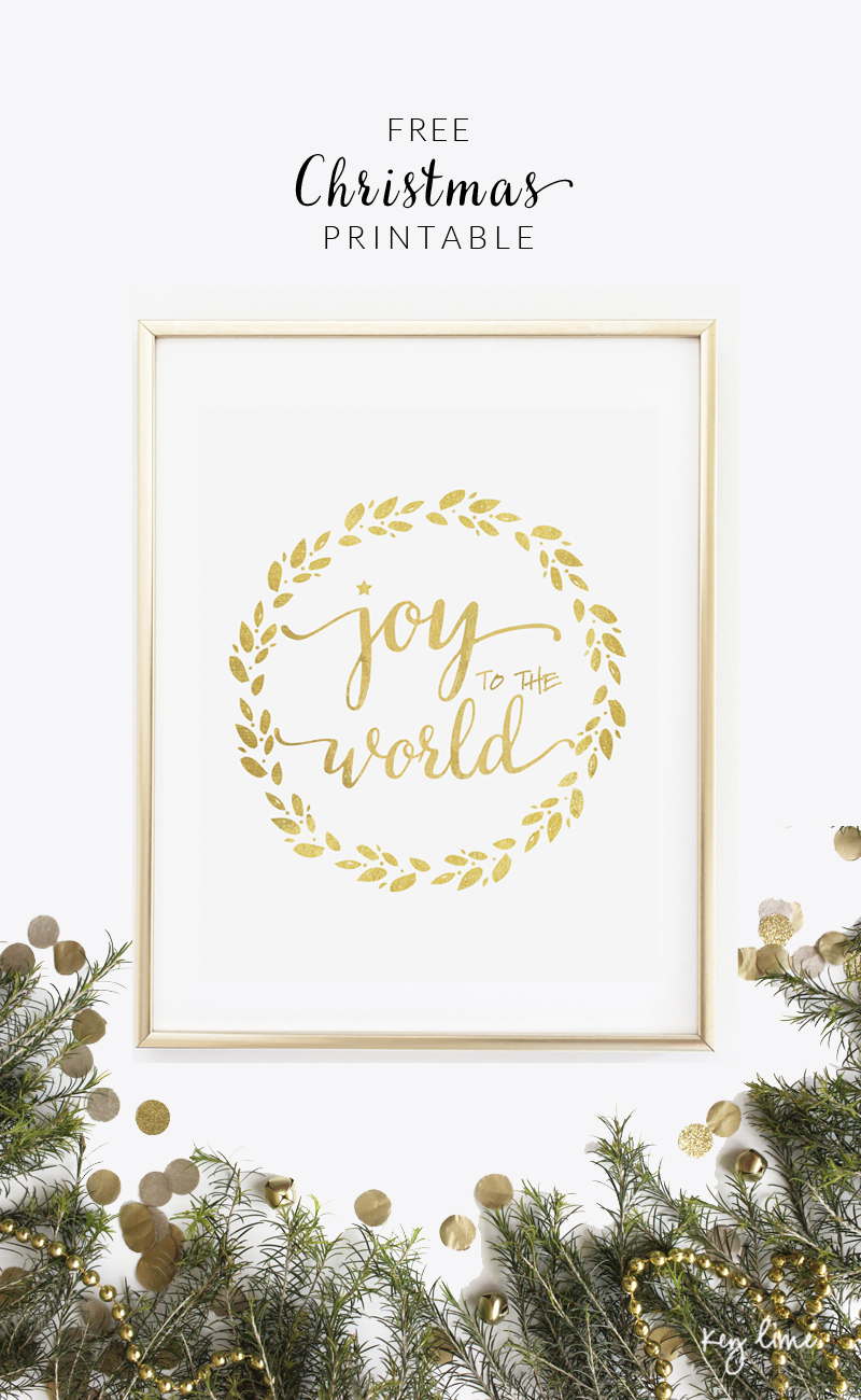 Super collection of fabulous free Christmas Holiday Home Printables perfect for your home decorating during the holiday season.