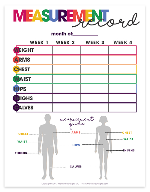 image about Fitness Planner Printable named Health and fitness Health Planner in direction of Keep track of Your Physical fitness Plans