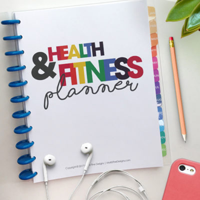 Health & Fitness Printable Planner