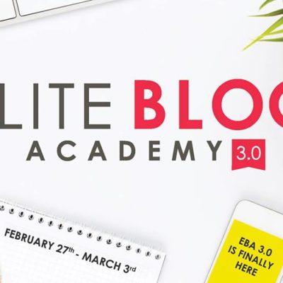 Why You Need Elite Blog Academy