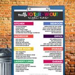 things to throw out | declutter your home | organize room by room | declutter now | free printable checklist | free printable