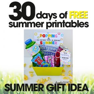free summer printables   summer gift idea   pop into summer surprise gift   free printable