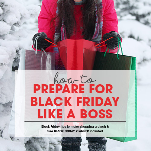How to Prepare for Black Friday Like a Boss