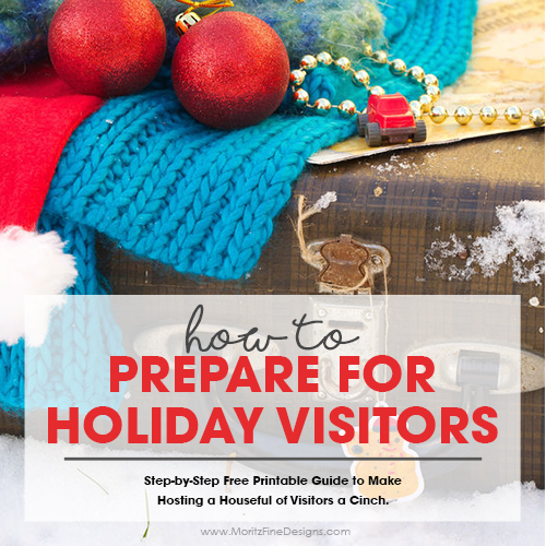 How to Prepare for Holiday Family Visits