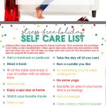 How to Have a Stress Free Holiday Season | Free Self Care Checklist | 5 Simple action steps to eliminate holiday season overwhelm | Free Printable