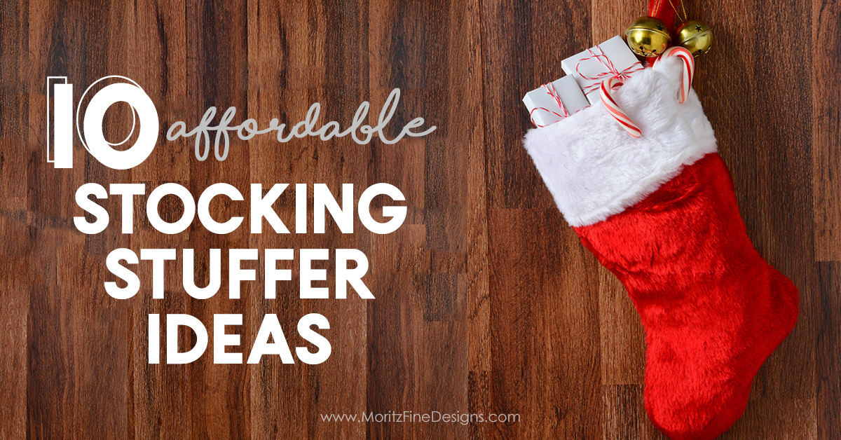 10 Affordable Stocking Stuffer Ideas Free Printable