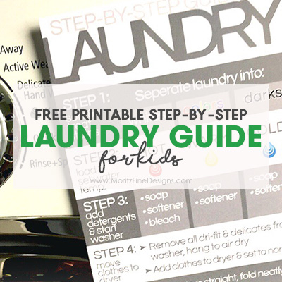 Step-by-Step Laundry Guide